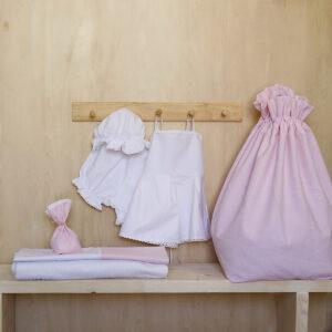 ifasmatinos sakos vaptisis poua pink
