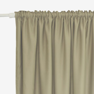 Decocraft-Curtain 140x260 blackout beige