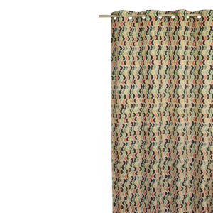 Decocraft Direction green curtain with truck