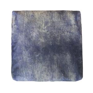 Μαξιλάρι δαπέδου Box Vintage μπλε