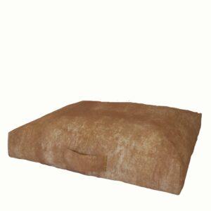 Μαξιλάρι δαπέδου Box Vintage μπεζ