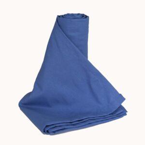 Ριχτάρι τριθέσιου καναπέ Basic μπλε